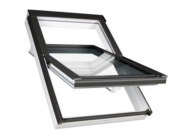 Okno obrotowe PTP U3 10 114x118 Fakro