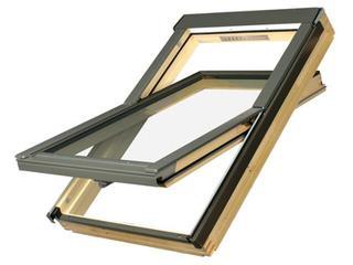Okno obrotowe FTS-V U2 10 114x118 Fakro