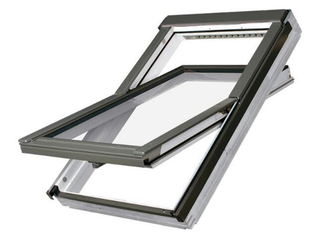 Okno obrotowe FTU-V U3 11 114x140 Fakro