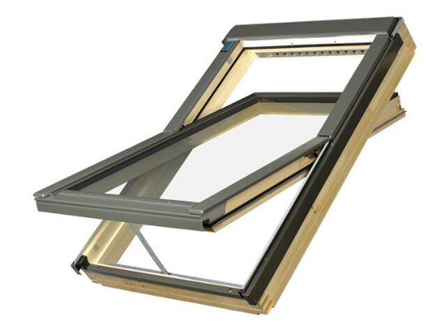 Okno obrotowe FTP-V U3 Electro 23 78x78 Fakro