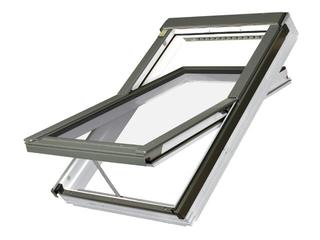 Okno obrotowe FTU-V U3 Electro 13 78x160 Fakro