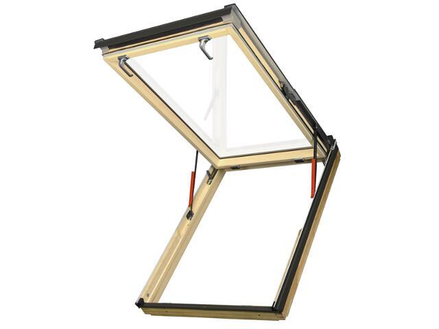 Okno uchylno-obrotowe FEP L3 11 114x140 Fakro