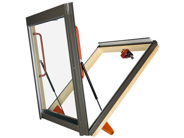 Okno oddymiające FSP P1 12 134x98 Fakro