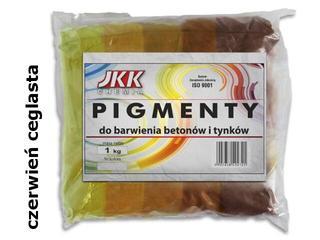 Pigment BAYFERROX 110 czerwień ceglasta 1kg JKK