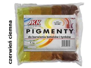Pigment BAYFERROX 140 czerwień ciemna 1kg JKK