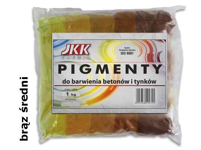 Pigment BAYFERROX 663 brąz średni 1kg JKK