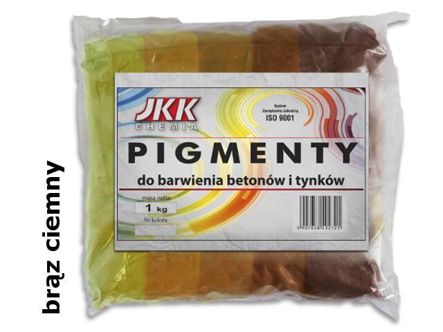 Pigment BAYFERROX 686 brąz ciemny 1kg JKK
