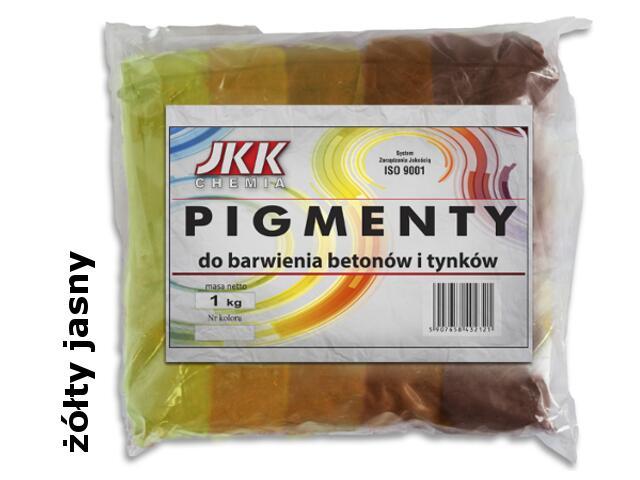 Pigment BAYFERROX 920 żółty jasny 1kg JKK