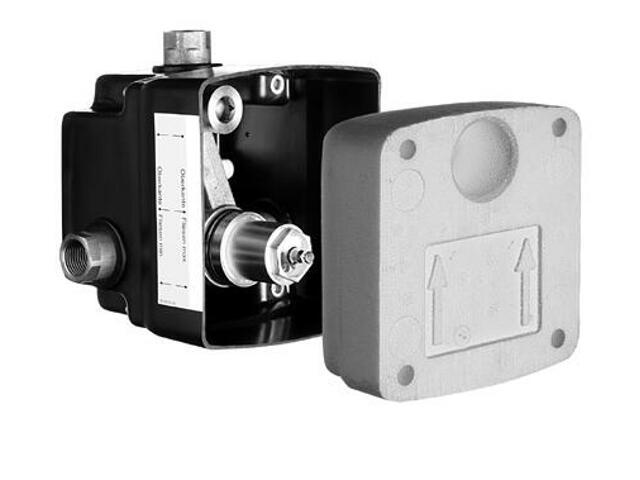Skrzynka podtynkowa Masterbox WBD-SC-V bez mieszacza Schell