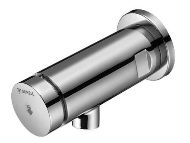 Bateria umywalkowa ścienna PETIT SC bez mieszacza Schell
