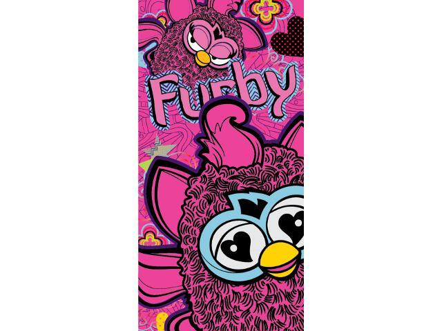Ręcznik Furby 70x140 Carbotex