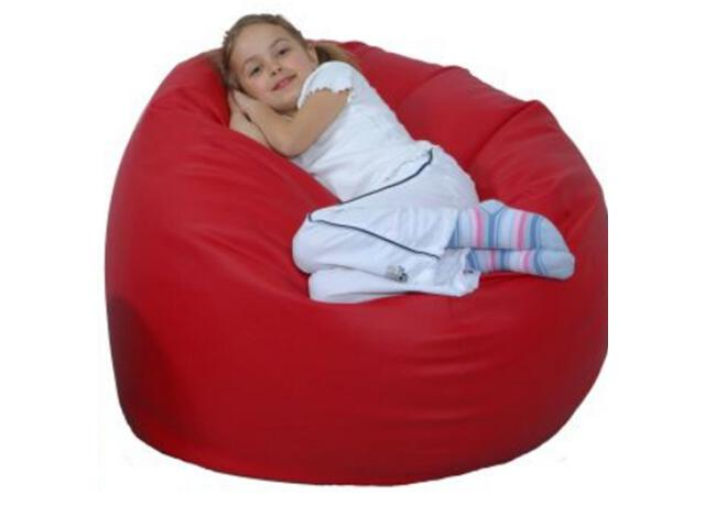 Pufa Idylla 115x30cm czerwień BabyMatex