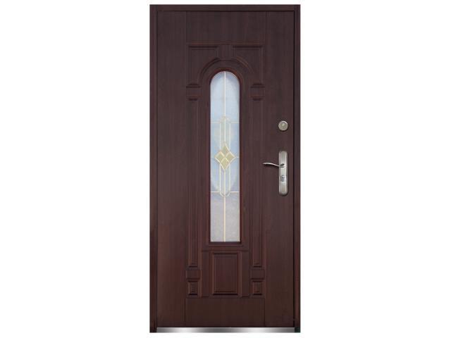 Drzwi zewnętrzne RA-34 96 lewe O.K. Doors