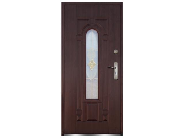 Drzwi zewnętrzne RA-34 96 prawe O.K. Doors
