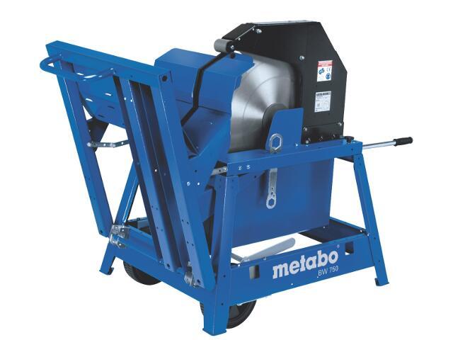 Pilarka specjalistyczna BW 750 HW Metabo