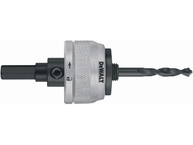 Przejściówka EXTREME do otwornic 14-30mm do uchwytów > 9,5mm DeWALT