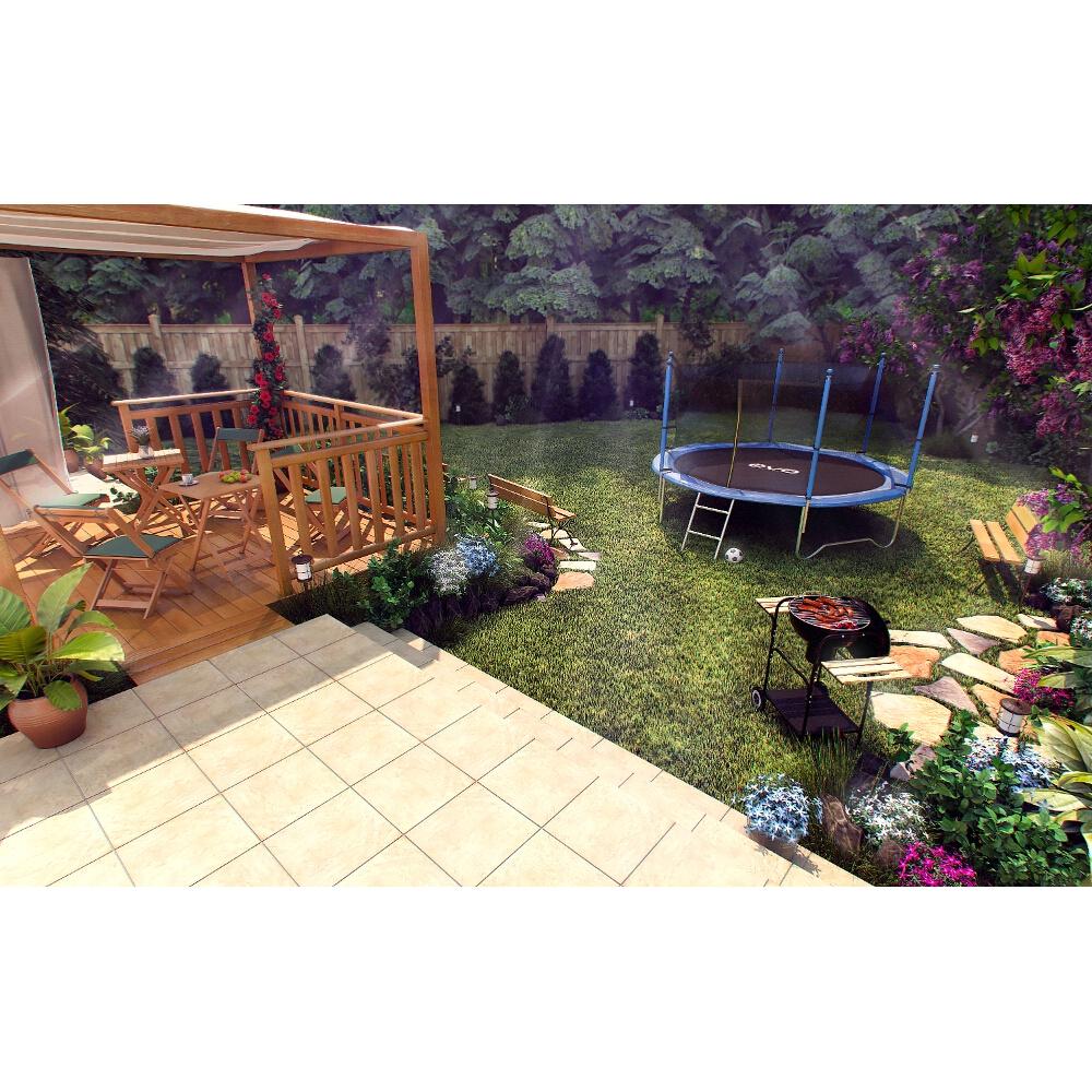 Zestaw Mebli Ogrodowych Siesta Design Milano : Zestaw mebli ogrodowych z poduszkami PARADISE SiestaDesign