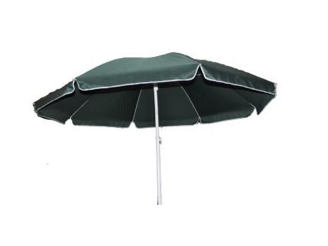 Parasol ogrodowy zielony 240 cm Ołer