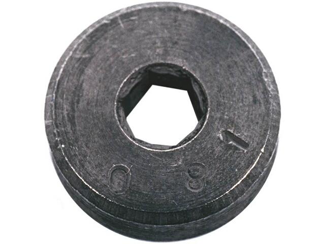 Rolka prowadząca drut aluminiowy 0,8/1mm Deca