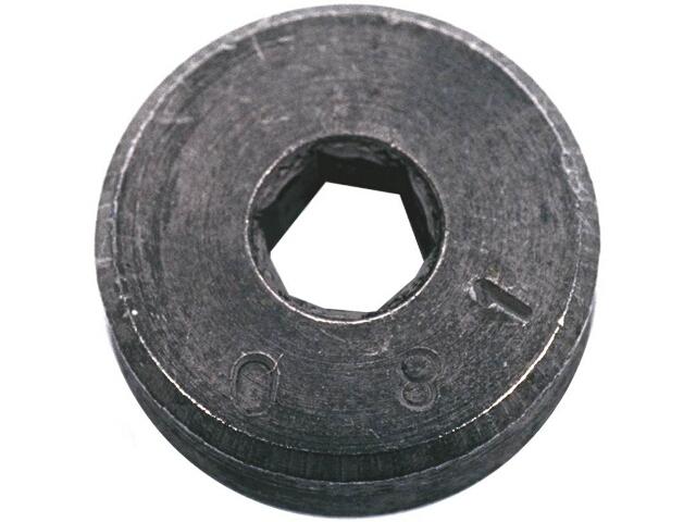 Rolka prowadząca drut stalowy 0,8mm Deca