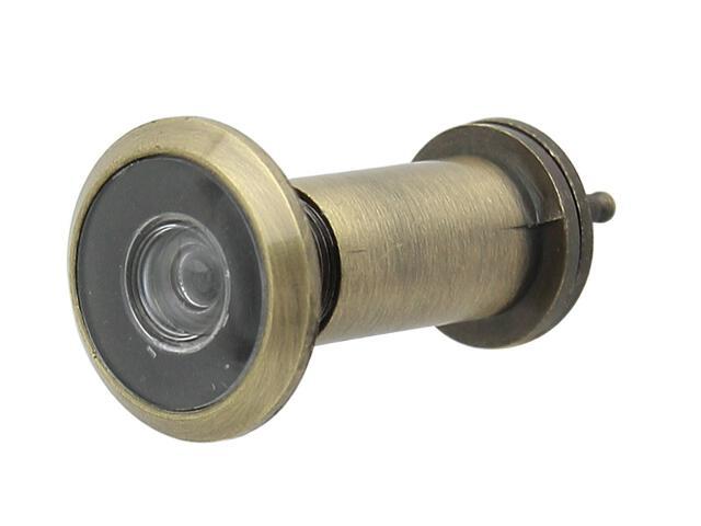 Wizjer drzwiowy 180 fi16 brąz grafiatto Domino