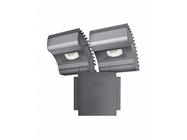 Naświetlacz LED 41014 NOXLITE 2x8W grafit Osram