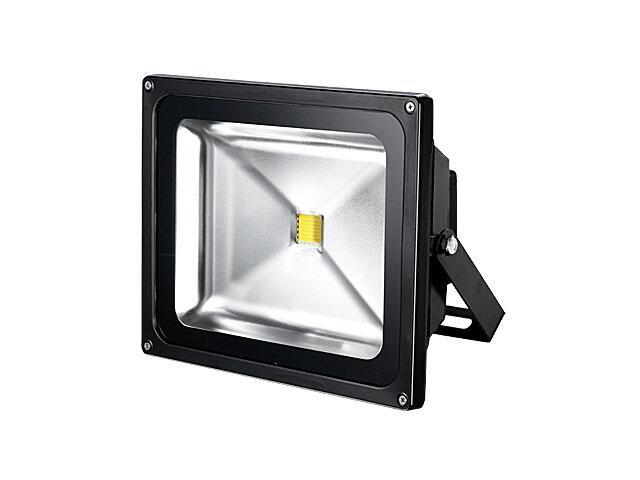 Naświetlacz LED FL 10W ciepły biały Max-led