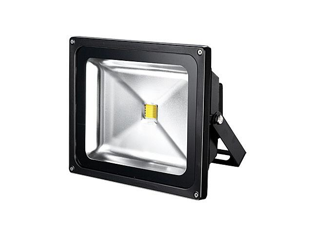Naświetlacz LED FL 30W zimny biały Max-led