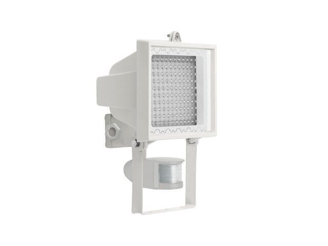 Naświetlacz LED z czujnikiem ruchu EGRO LED130PX-W Kanlux