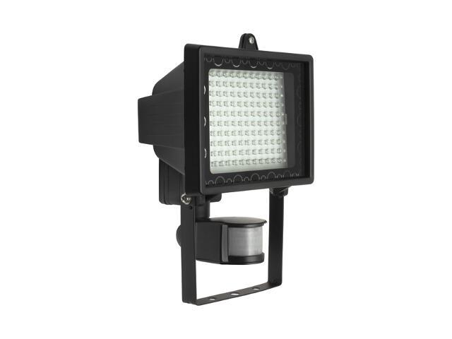 Naświetlacz LED z czujnikiem ruchu EGRO LED130PX-B Kanlux