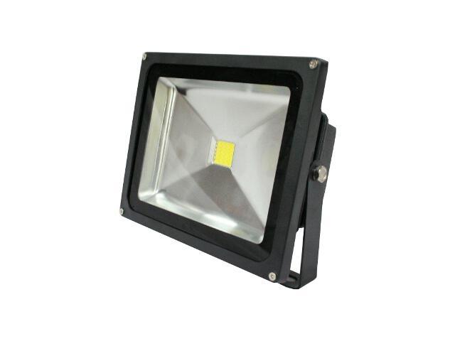 Naświetlacz LED 20W czarny OS120164 Skan