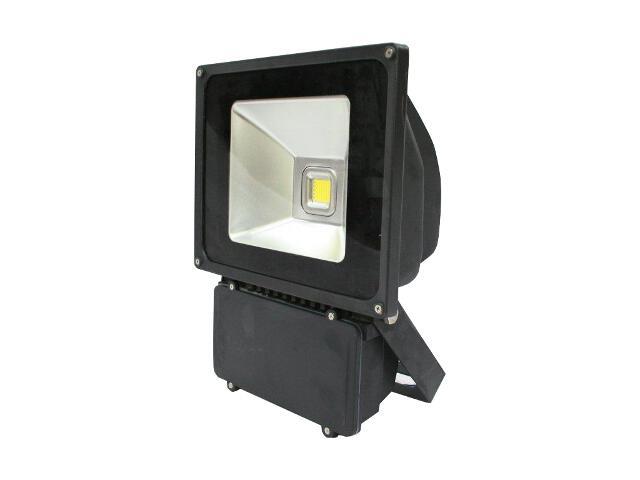 Naświetlacz LED 80W czarny OS120167 Skan