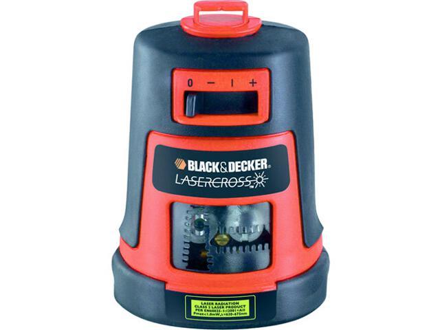 Laser samopoziomujący LZR6 Black&Decker