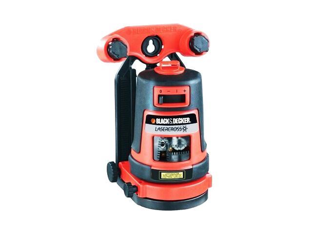 Laser samopoziomujący LZR6TP Black&Decker