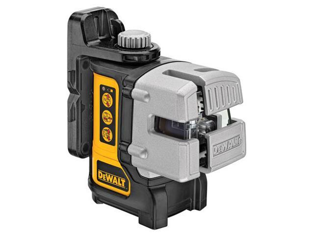 Laser samopoziomujący DW089K 6V DeWALT