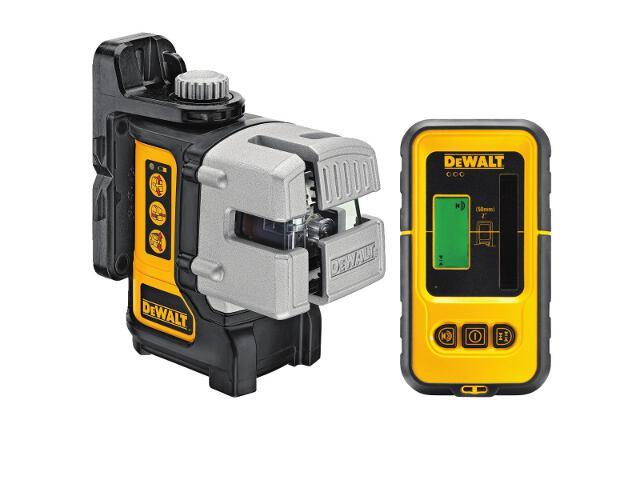 Laser samopoziomujący DW089KD 6V DeWALT
