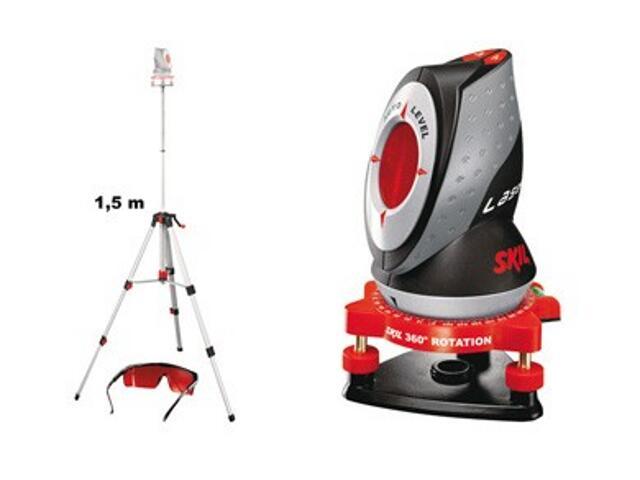 Laser samopoziomujący krzyżowy F0150510AB Skil
