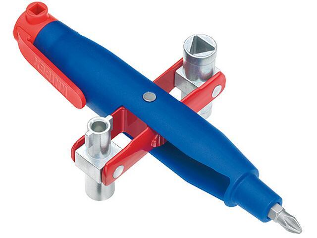 Klucz kołkowy do tablic rozdzielczych i systemów odcinających 145mm 00 11 07 Knipex