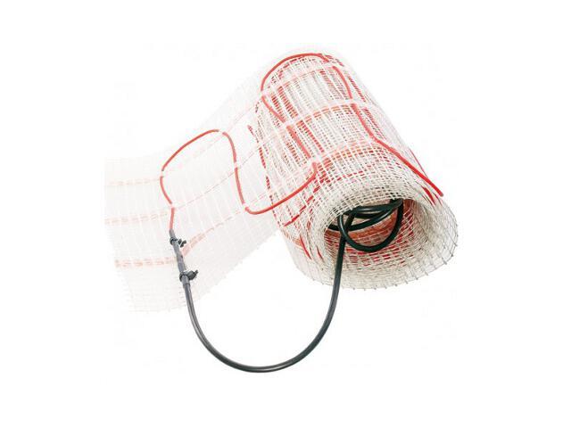 Elektryczna mata grzejna jednostronnie zasilana MOJ-50 150W/1m2 Matec