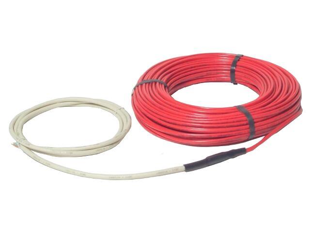 Elektryczny przewód grzejny DTIP-18 74m 1340W 230V Devi