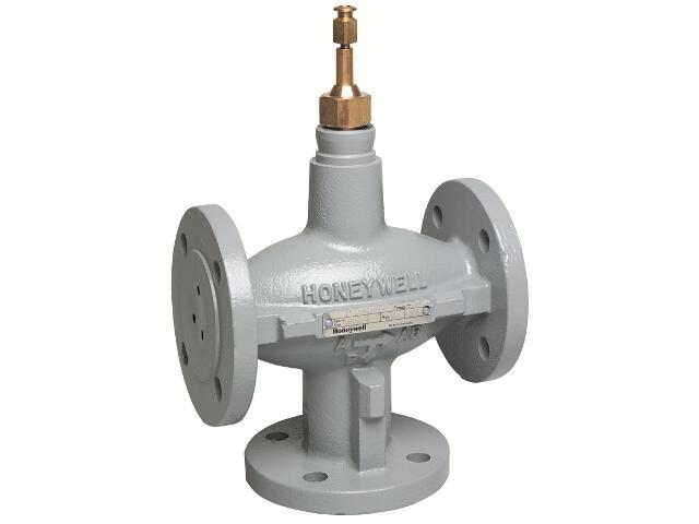 Zawór rozdzielający 3-drogowy Kvs=160 DN 100 V5050B1064 Honeywell
