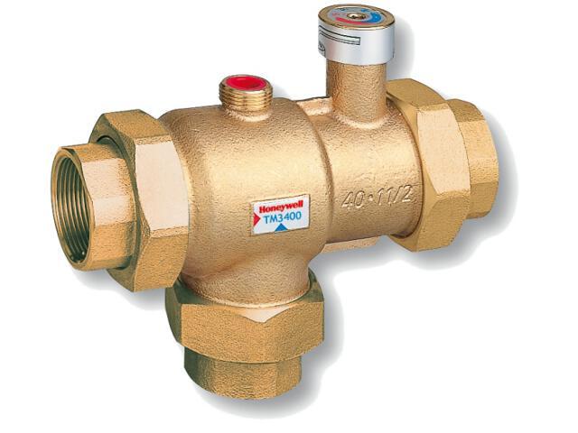 Zawór termostatyczny do c.w.u. DN25 zakres reg. 45°-65°C nastawa fabr. 55°C TM3400.936 Honeywell