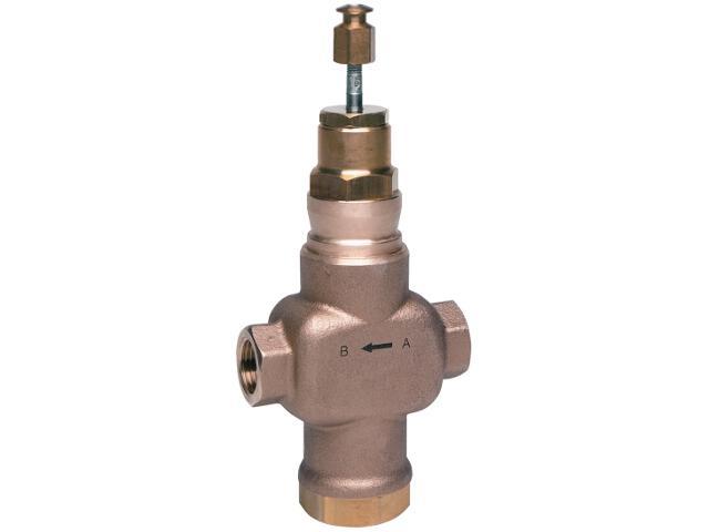 Zawór regulacyjny przelotowy DN 15 Kvs=25 grzyb ze stali nierdzewnej V5011S1039 Honeywell