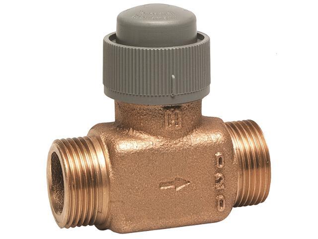 Zawór wielofunkcyjny przelotowy DN 20 Kvs=25 do ster. on/off n.o V5832A4016 Honeywell