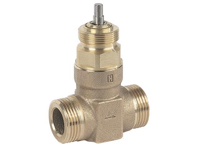 """Zawór wielofunkcyjny przelotowy DN 15 G3/4"""" Kvs=16 V5825B1043 Honeywell"""