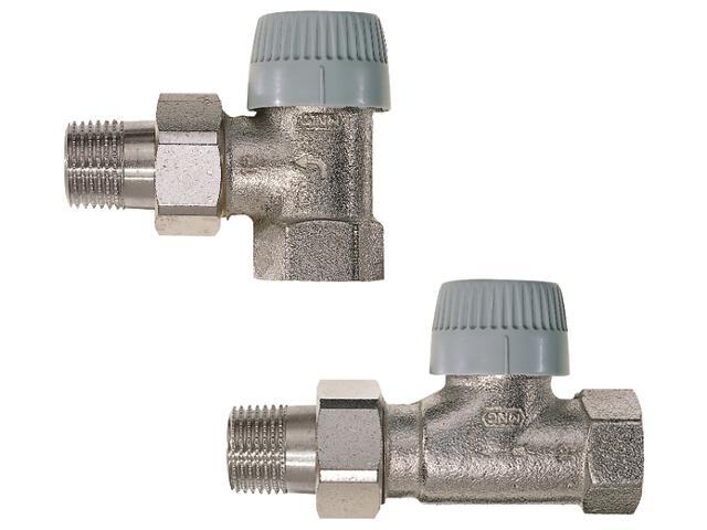 """Zawór zasilający termostatyczny prosty wkładka SC 1/2"""" V2000DSC15 Honeywell"""