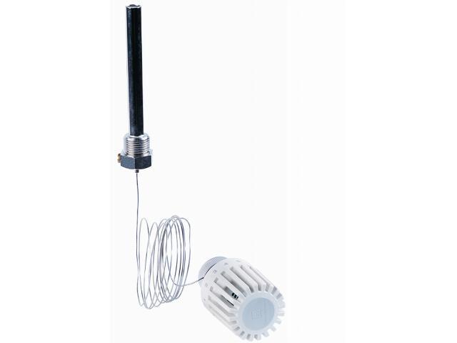 Głowica termostatyczna T100RS-DB z czujnikiem zdalnym i kapilarą 2 m nastawa 30-70 °C Honeywell