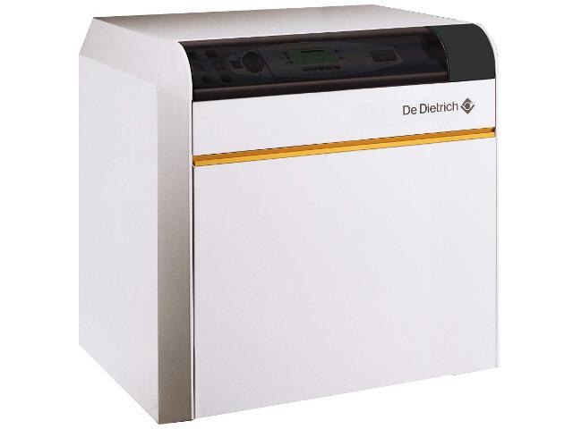 Kocioł gazowy DTG 230-9 EcoNOx / DIEMATIC m3 korpus w członach luzem De Dietrich