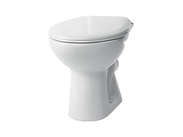 Miska WC stojąca kompaktowa z deską MADALENA A349596000 Roca Zoom