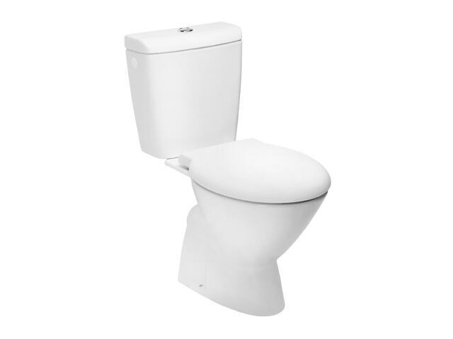Miska WC stojąca kompaktowa VIVA odpływ poziomy A342671000 Roca Zoom